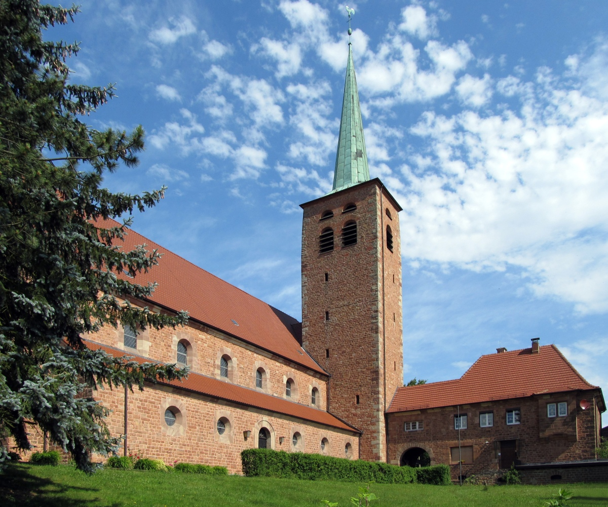 Der aktuelle Pfarrbrief /7.7.18) der Pfarrei hl. Martin