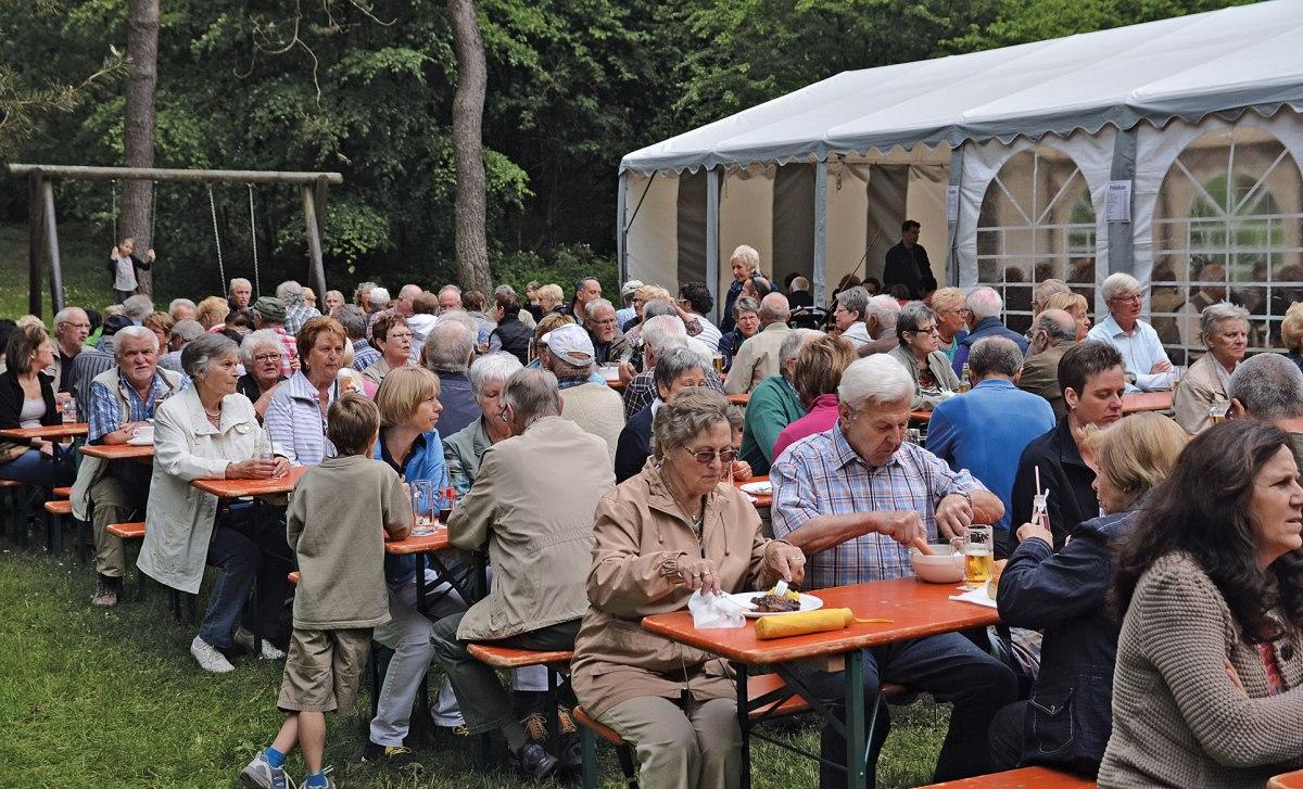 Stark besuchtes CDU-Sommerfest im Fröschenpfuhl