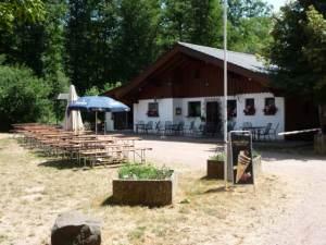 Angelhütte am Griesweiher