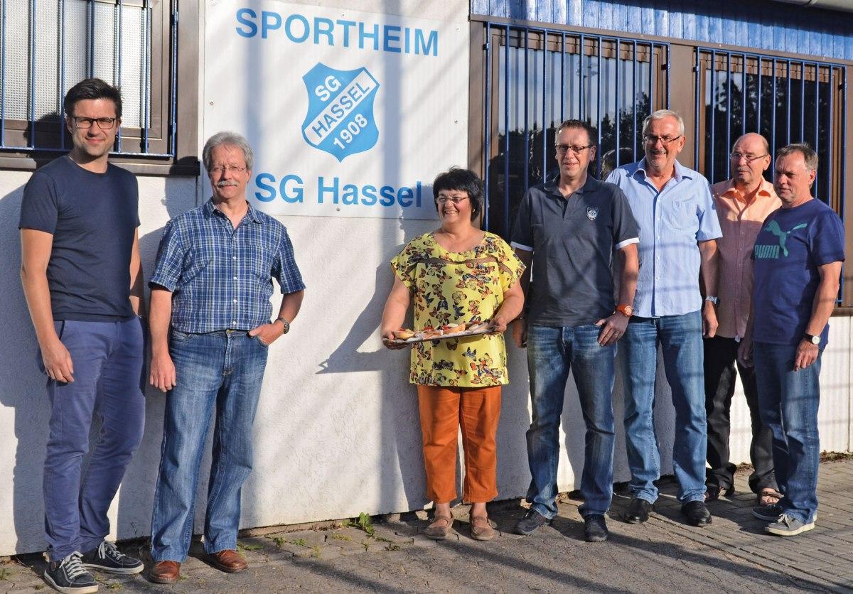 Sportheim wieder geöffnet