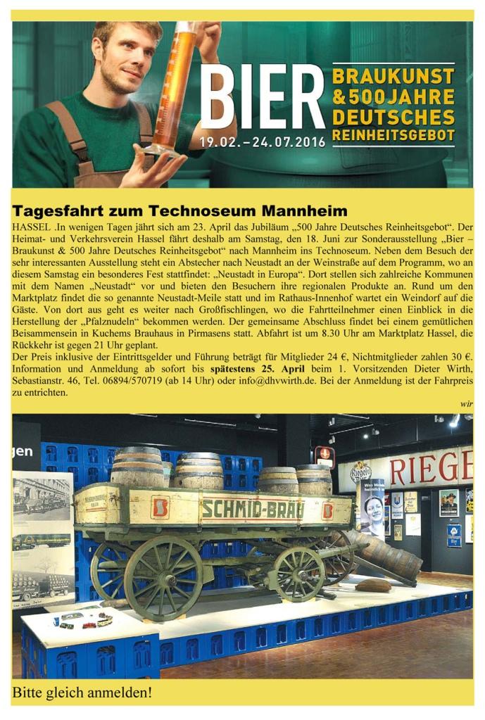 Tagesfahrt zum Technoseum Mannheim - Internet kl