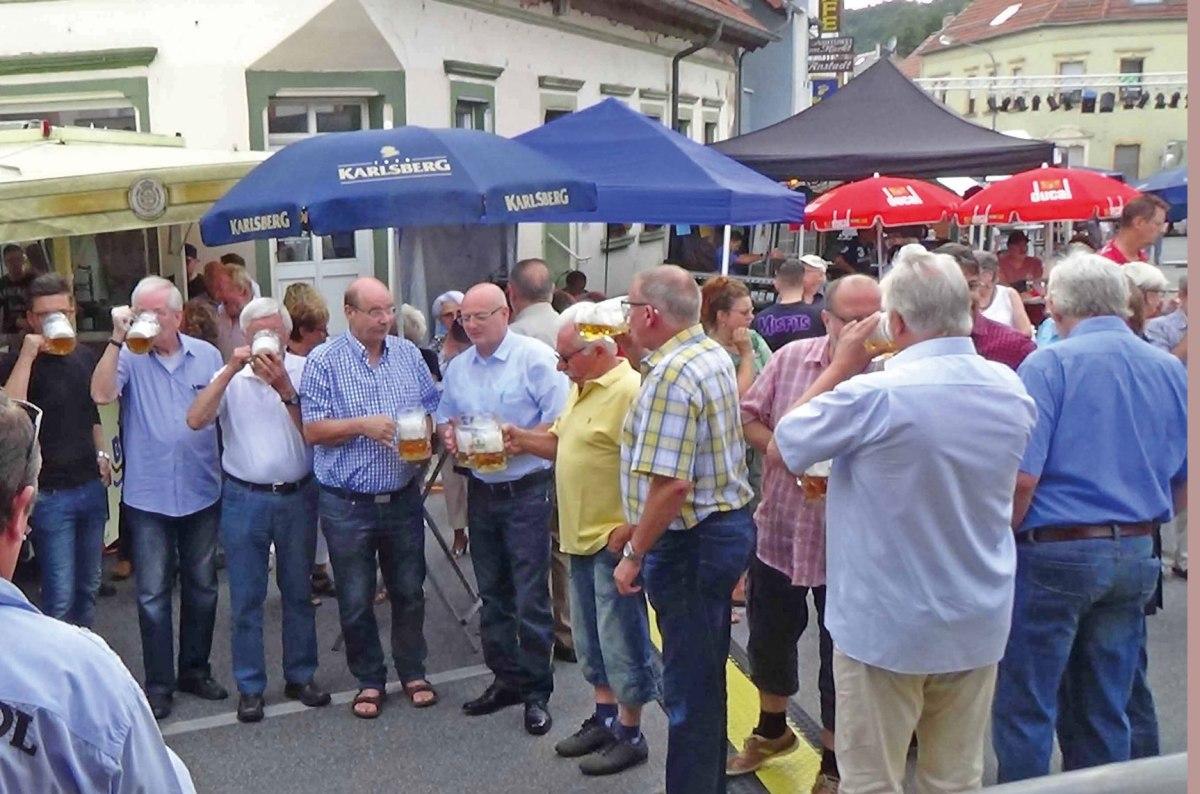 Hasseler Dorffest 2017 - Programm: Attraktionen und Kulinarisches