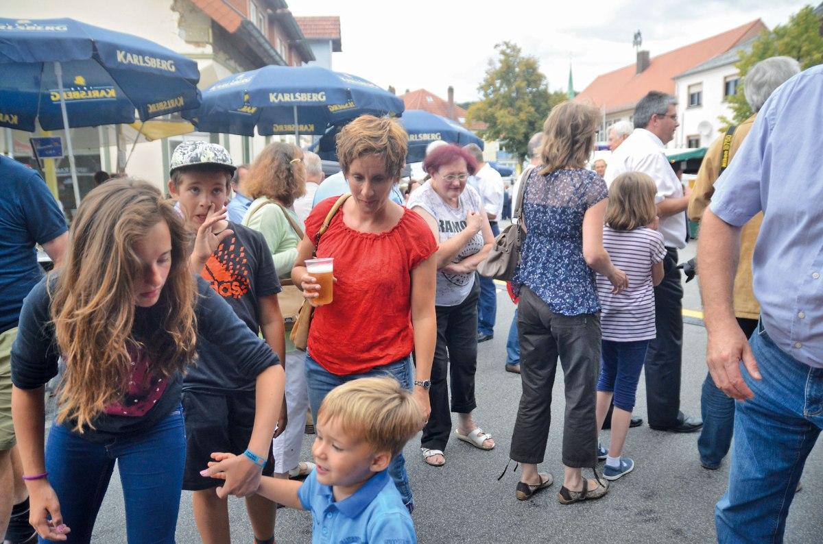 Infos zum Hasseler Dorffest 2018 - jetzt mit Busfahrplan