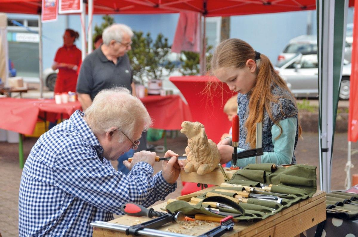 Wieder Kuckucksmarkt 2018 in Hassel - am 28. April von 10-16 Uhr