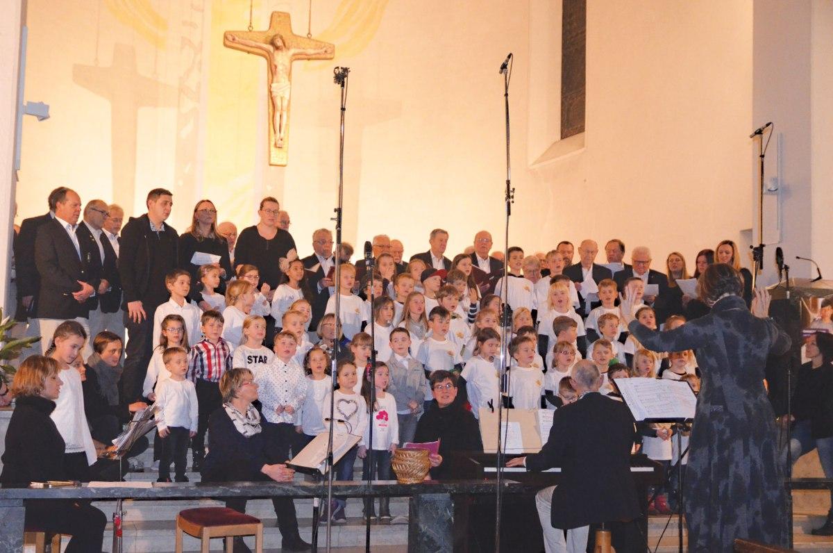 Konzert in der Kirche Herz Jesu