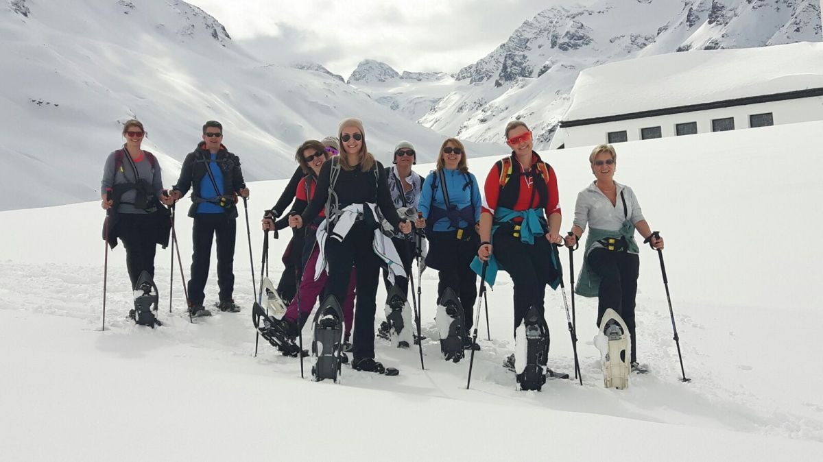 Skifahren mit dem Skiclub Hassel