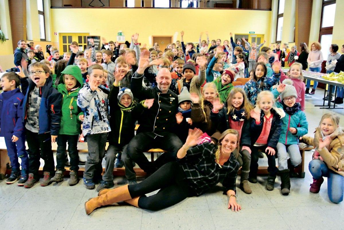 Eisenbergschule gewinnt bei der Aktion Mundwerk