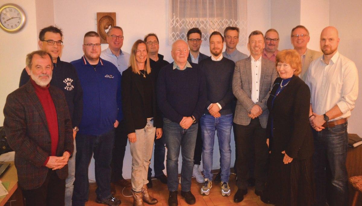 Die CDU Hassel hat ihre Kandidatinnen und Kandidaten für die Kommunalwahl 2019 gewählt